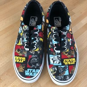 """Vans Star Wars """"May The Force Be With You"""" Classic"""